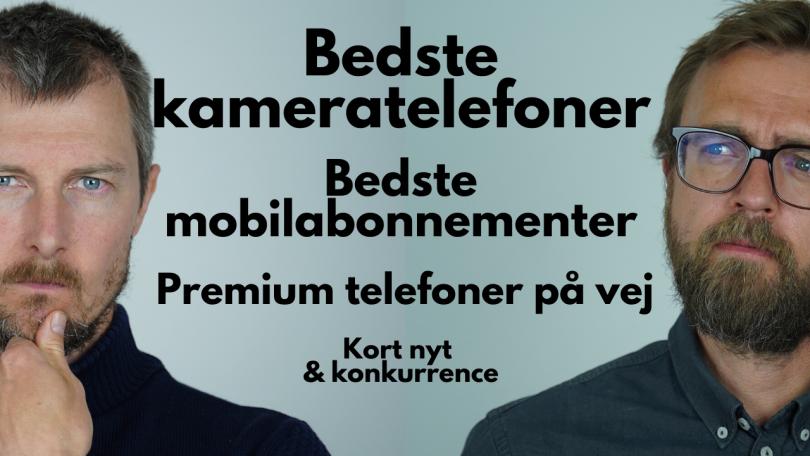 Fokus: De bedste mobilabonnementer til prisen + konkurrence