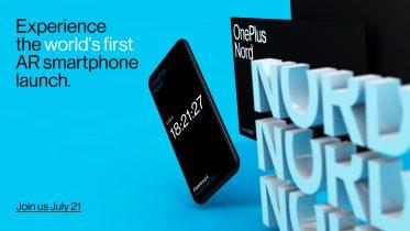 OnePlus Nord bliver lanceret den 21. juli