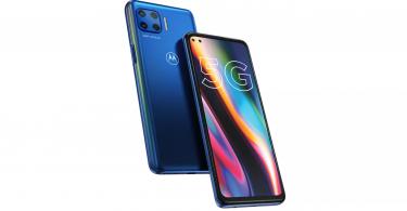 Motorola Moto 5G Plus