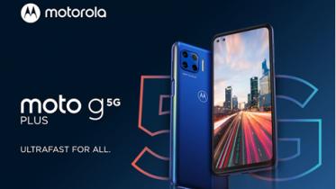 Motorola lancerer Moto G 5G Plus: Pris og specifikationer