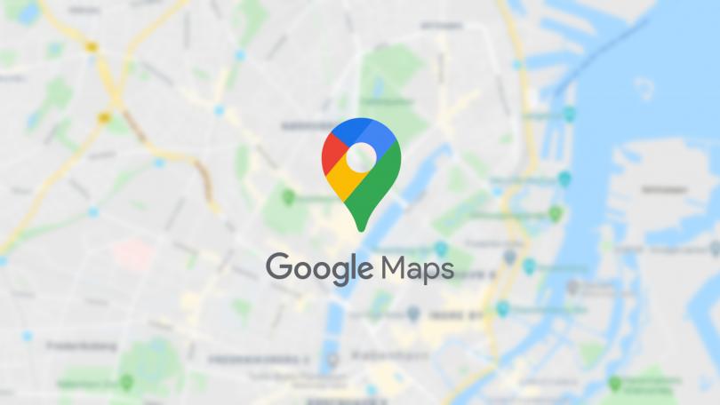 Google Maps får nyt layout til bilnavigation