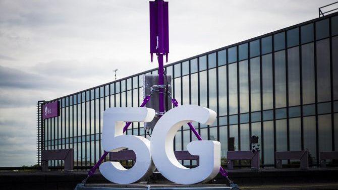 Briterne tæt på at udelukke Huawei fra deres 5G-netværk