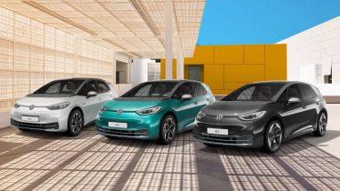 Volkswagen tredobler salget af elbiler i 2020