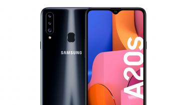Samsung lancerer Galaxy A20s i Danmark