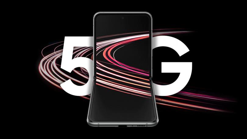 Samsung lancerer Galaxy Z Flip med 5G i Danmark