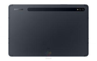 Samsung Galaxy Tab S7 på 11 tommer i Mystic Black