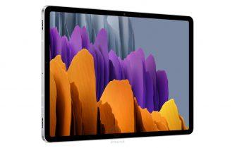 Samsung Galaxy Tab S7 på 11 tommer i Mystic Silver