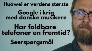 Google og YouTube i åben krig med dansk musik