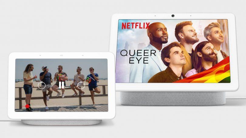 Nu kan du se Netflix på Googles Nest Hub-skærme