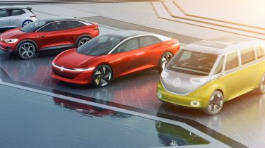 Tyske bilproducenter vil overhale Tesla