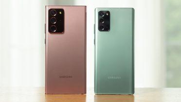 Samsung lancerer Galaxy Note 20 og Note 20 Ultra