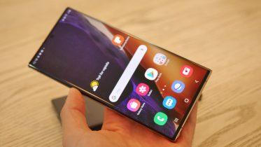 Samsung Galaxy Note 20-serien (Foto: Mobilsiden)