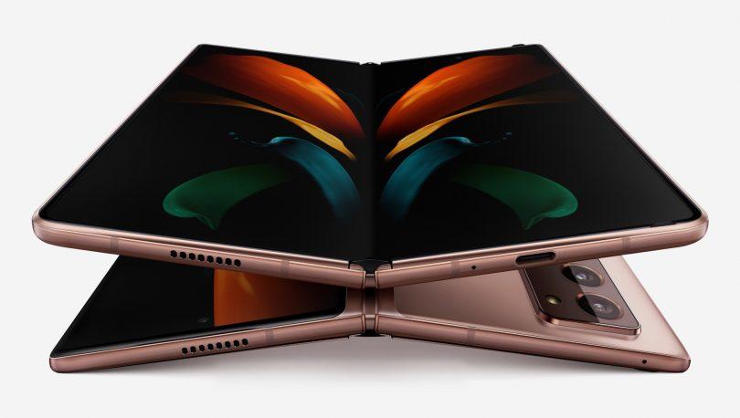Samsung Galaxy Z Fold 2: Ny foldbar mobil med massive forbedringer