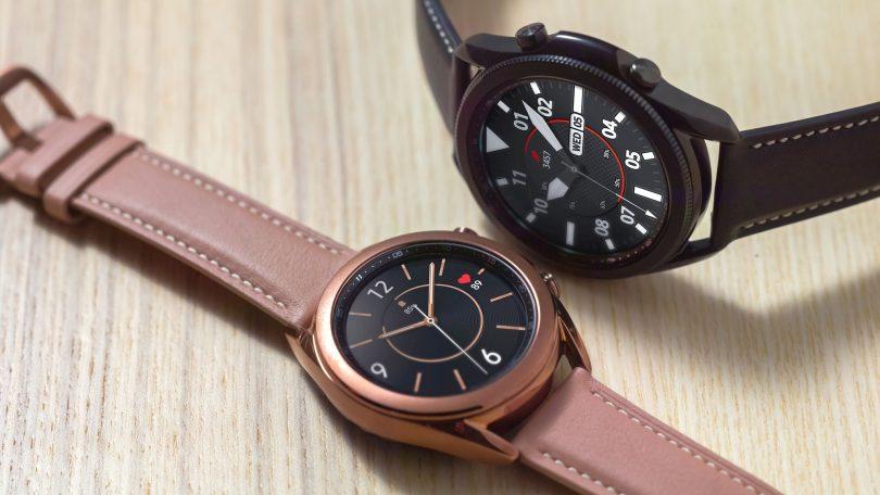 Samsung Galaxy Watch 3: Den roterende ydre ring er tilbage