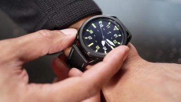 De første test af Samsung Galaxy Watch 3 – det lover godt
