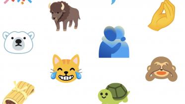 Google introducerer 117 nye emojis i Android 11
