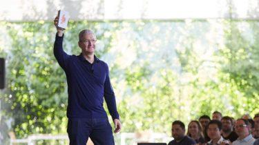 Apple-aktien stiger igen: Gør CEO til milliardær