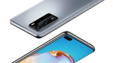 Huaweis smartphone salg går i stå i årets tredje kvartal