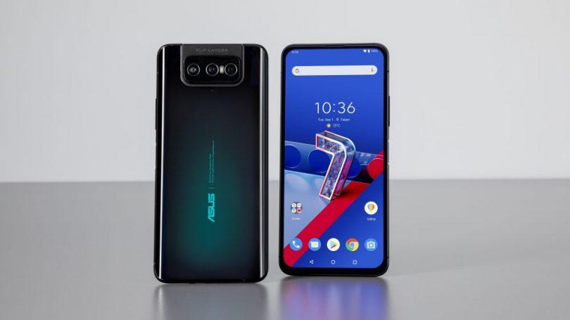 ASUS lancerer Zenfone 7 og Zenfone 7 Pro