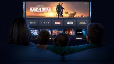 Disney+ kommer til Samsungs smart-tv i Danmark