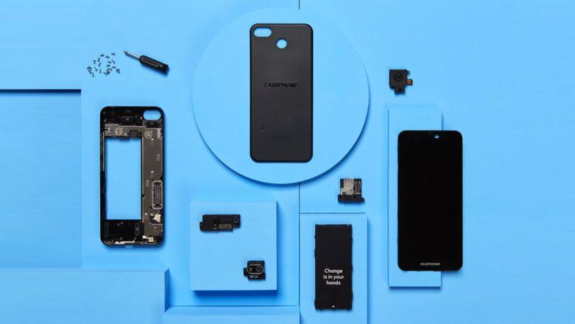 Fairphone hyldes for fokus på bæredygtige telefoner