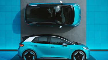 De første test: Volkswagen ID.3 imponerer