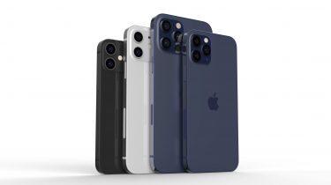 Kun den dyreste iPhone 12 får det hurtige 5G
