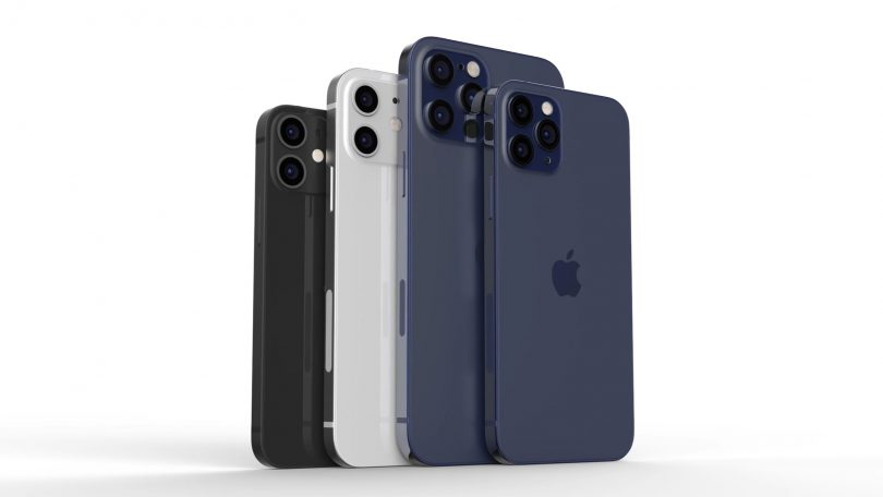 iPhone 12-serien: Mulige danske priser og specifikationer på alle modeller