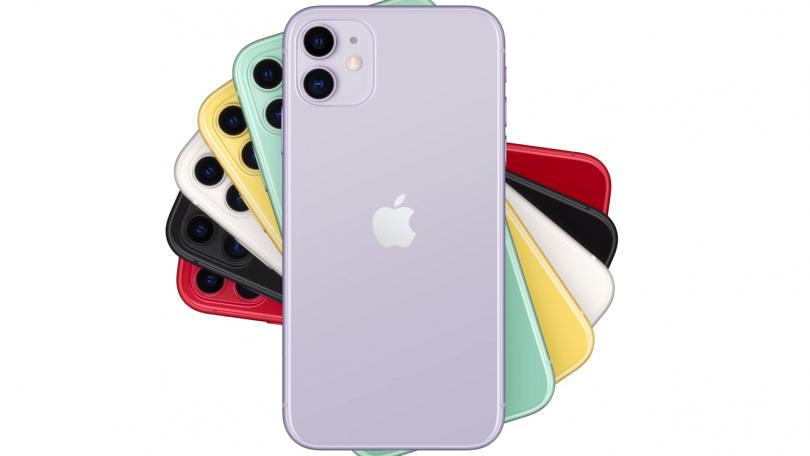 iPhone 11 mest solgte smartphone i første halvdel af 2020