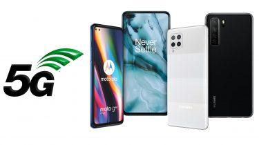 Billige 5G-telefoner kommer for alvor i starten af 2021
