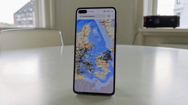Se et kort over byer i Danmark med 5G-netværk