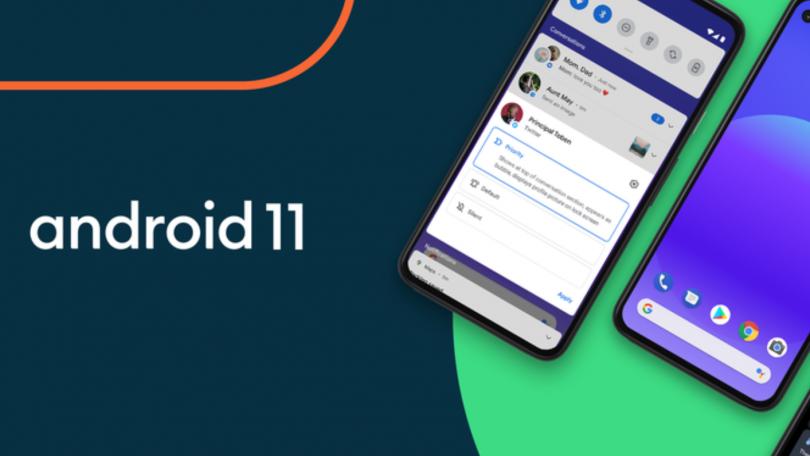 Første test og indtryk af Android 11