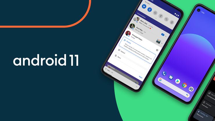 Bliver min telefon opdateret til Android 11?