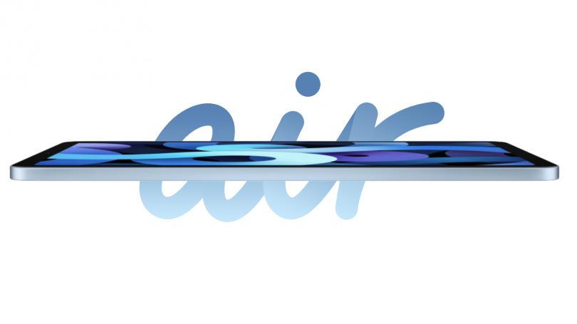 Ny iPad Air 2020 minder om iPad Pro og får USB-C