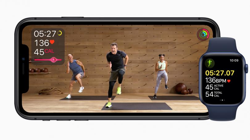 Apple lancerer ny fitness-tjeneste, Apple Fitness Plus