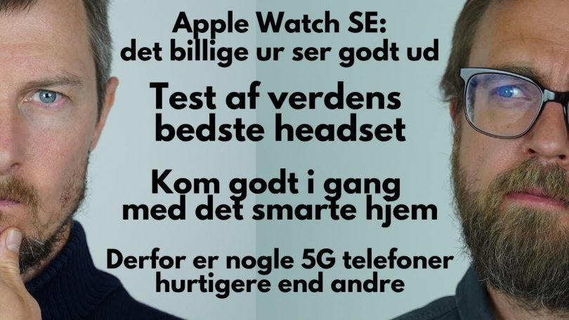 Nye iPads og Apple Watch – her er alt Apple lancerede