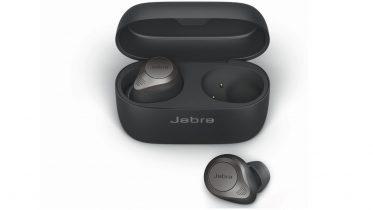 Jabra Elite 85t earbuds har avanceret aktiv støjreduktion