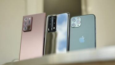 Mobiler med flest kameraer er mest populære
