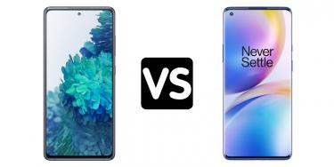Samsung Galaxy S20 FE eller OnePlus 8 Pro – Her er det bedste køb