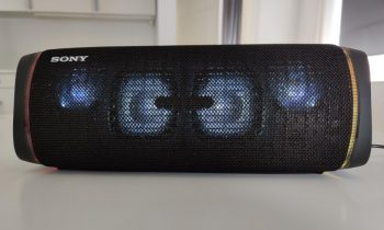 Test: Sony SRS-XB43 – bluetooth højtaler med lysfest