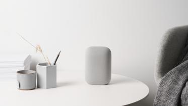 Google Nest Audio: Bedre lyd i genbrugsmaterialer