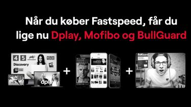 Fastspeed bredbånd lokker med streaming og cybersikkerhed