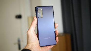 Her finder du den billigste pris på Samsung Galaxy S20 FE