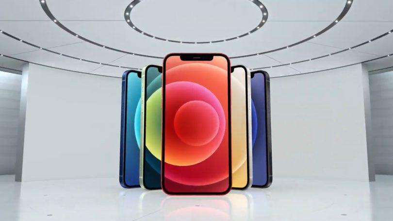 iPhone 12 lanceret med 5G, bedre ydelse og OLED-skærm