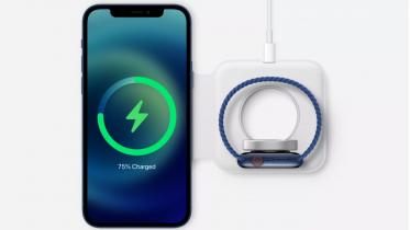iPhone 12 får dobbelt så hurtig trådløs opladning