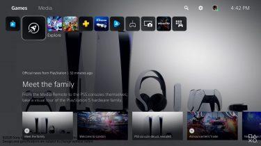 PlayStation 5 får idag gigant-opdatering