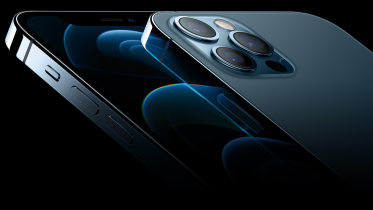 iPhone 12 Pro Max i sammenligning med Android-topmodeller
