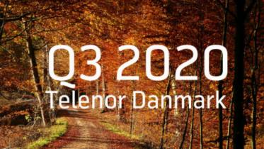 Telenor fik 21.000 nye kunder i årets tredje kvartal