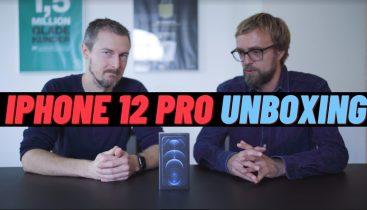 Vi pakker iPhone 12 Pro ud – se med her