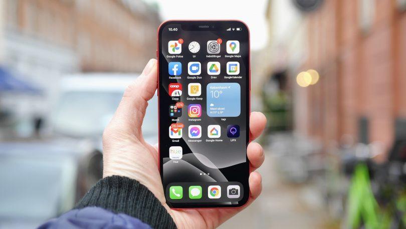 Nye iOS-enheder kan understøtte flere brugerkonti